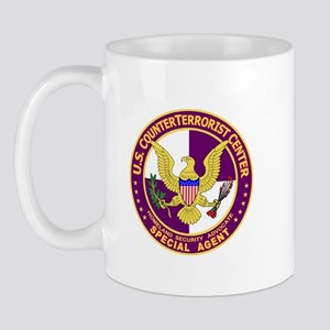CTC U.S. CounterTerrorist Cen Mug
