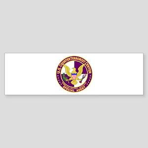 CTC U.S. CounterTerrorist Cen Bumper Sticker