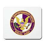 CTC U.S. CounterTerrorist Cen Mousepad