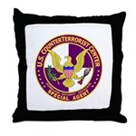 CTC U.S. CounterTerrorist Cen Throw Pillow