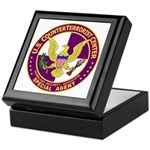 CTC U.S. CounterTerrorist Cen Keepsake Box