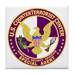 CTC U.S. CounterTerrorist Cen Tile Coaster