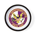 CTC U.S. CounterTerrorist Cen Wall Clock