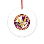 CTC U.S. CounterTerrorist Cen Ornament (Round)