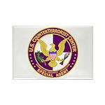 CTC U.S. CounterTerrorist Cen Rectangle Magnet