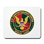 U.S. CounterTerrorist Center  Mousepad