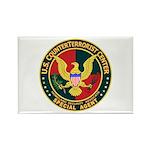 U.S. CounterTerrorist Center Rectangle Magnet (10