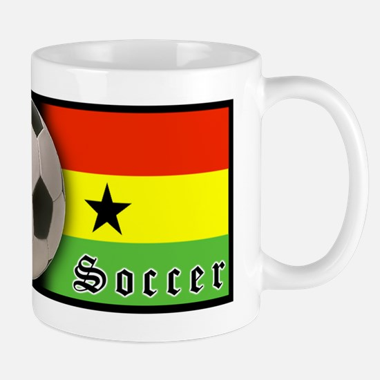 Ghana Soccer Mug