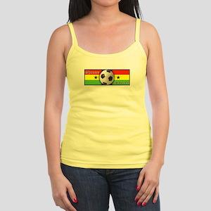 Ghana Soccer Jr. Spaghetti Tank