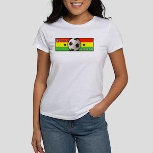 Ghana Soccer Women's T-Shirt