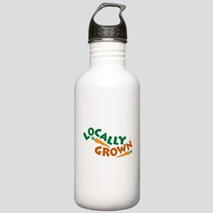 Locally Grown Stainless Water Bottle 1.0L