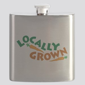Locally Grown Flask