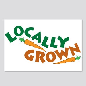 Locally Grown Postcards (Package of 8)