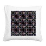 rainbow gifts Square Canvas Pillow
