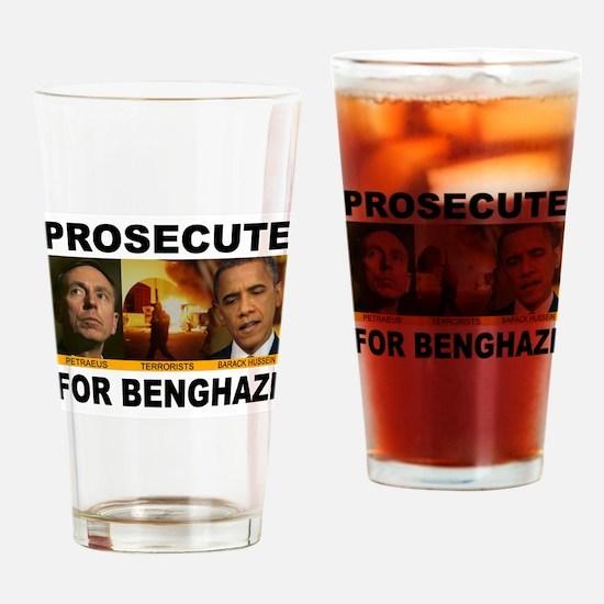 BENGHAZI TERRORISTS Drinking Glass
