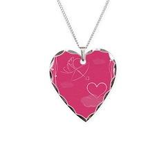 Cupid n Hearts Necklace