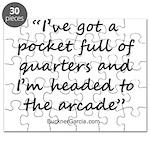 Pocket Full of Quarters Puzzle