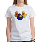 Three Ducks! Women's T-Shirt