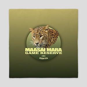 Maasai Mara Queen Duvet