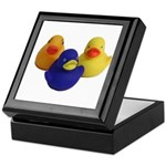 Three Ducks! Keepsake Box