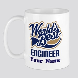 Personalized Engineer Mug