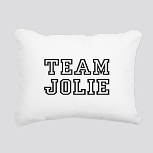 teamjolie Rectangular Canvas Pillow