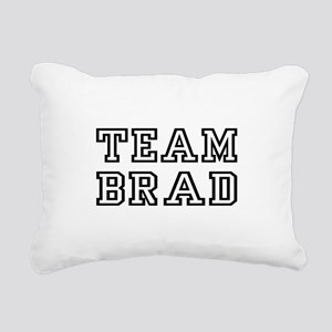 teambrad Rectangular Canvas Pillow