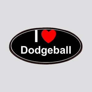 Dodgeball Patch