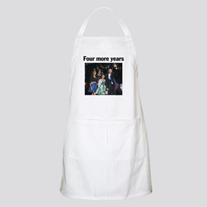 Four More Years: Obama 2012 Apron