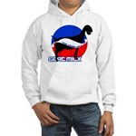 Goat Milk Hooded Sweatshirt