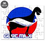 Goat Milk Puzzle