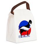 Goat Milk Canvas Lunch Bag