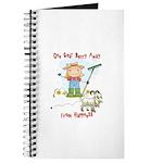 Funny Goat Berries Journal