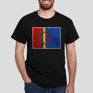 Sami Flag Dark T-Shirt