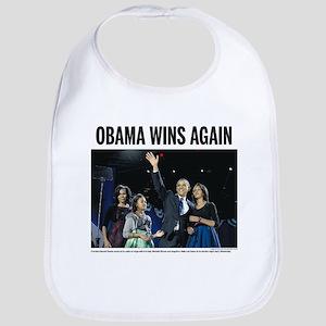 Obama wins again Bib