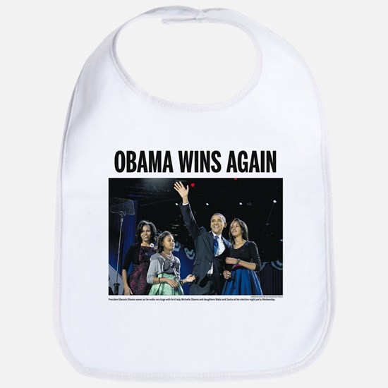 Obama wins again Bib