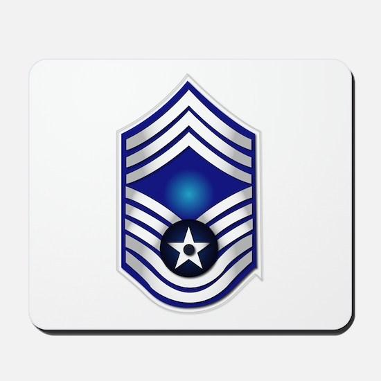USAF - CMSgt(E9) - No Text Mousepad