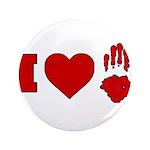"ILUVUAFC 3.5"" Button (100 pack)"
