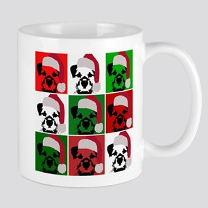 New Warhol Santa hat Mug