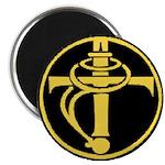 Tampa Bay Fencers Magnet