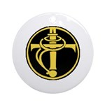 Tampa Bay Fencers Ornament (Round)