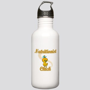 Nutritionist Chick #2 Stainless Water Bottle 1.0L