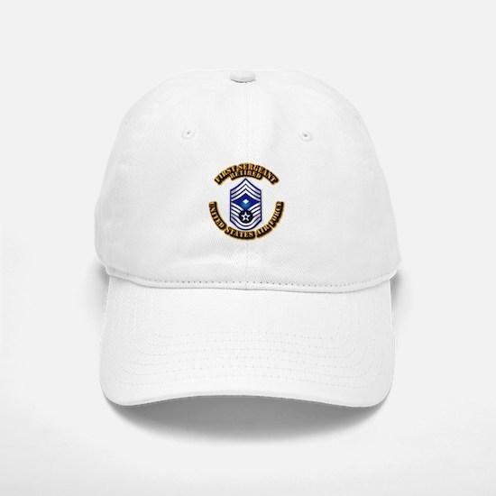 USAF - 1stSgt (E9) - Retired Cap