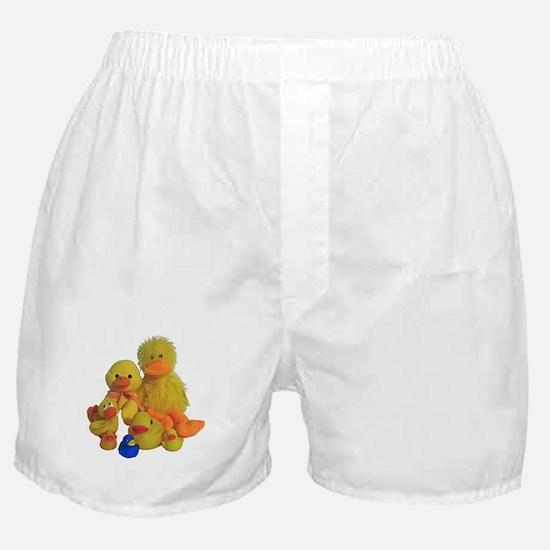 Bunch of Ducks Boxer Shorts