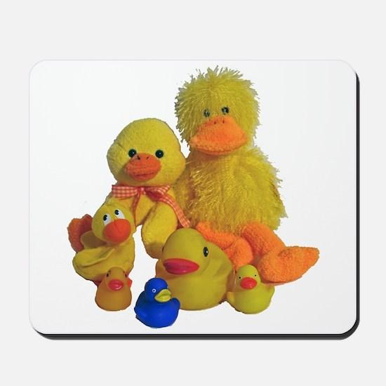 Bunch of Ducks Mousepad