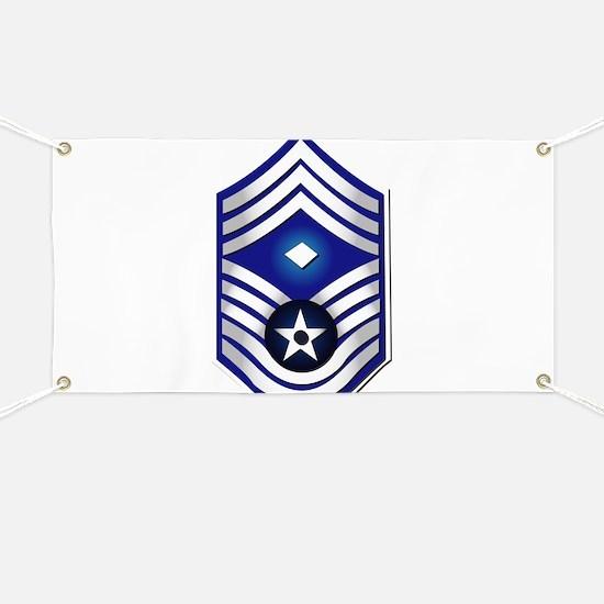 USAF - 1stSgt (E9) - No Text Banner