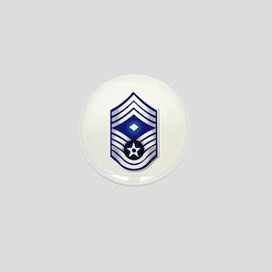USAF - 1stSgt (E9) - No Text Mini Button
