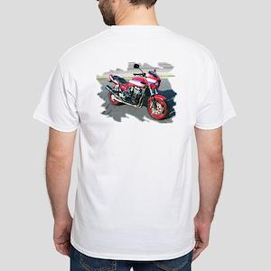 Frank Pepito White T-Shirt