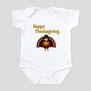 Thanksgiving turkey - Infant Bodysuit
