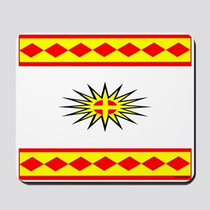 CHEROKEE INDIAN Mousepad